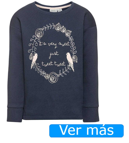 Sudaderas baratas Name it