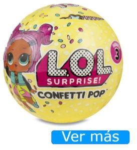 Carta a los Reyes Magos: LOL Surprise Confetti POP