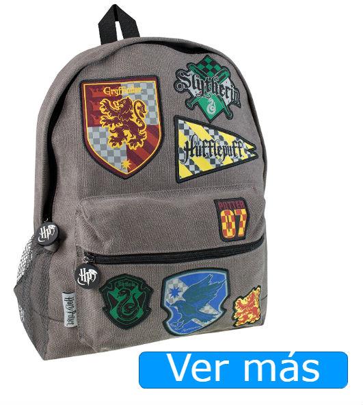 Cosas de Harry Potter: Mochila Hogwarts
