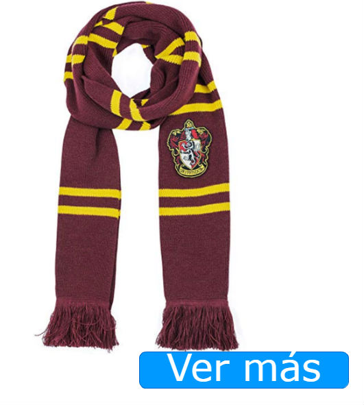 Cosas de Harry Potter: bufanda