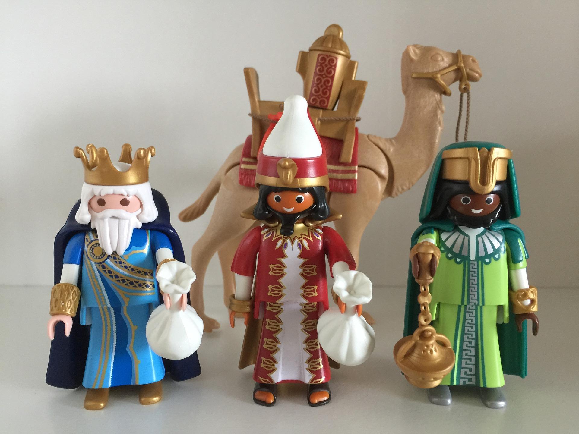 Carta a los Reyes Magos: juguetes navidad 2018