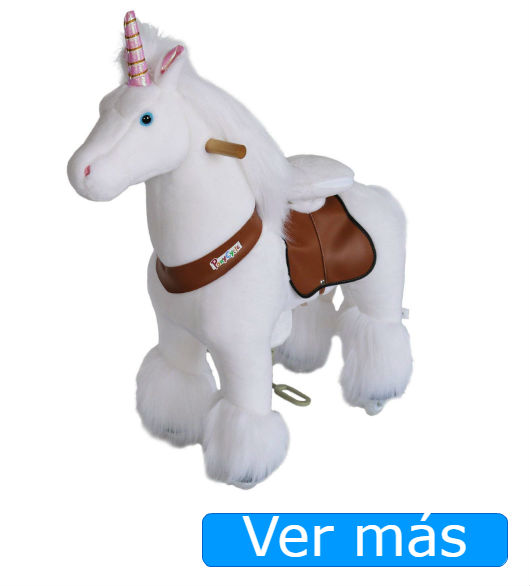 Alternativas al unicornio Feber: unicornio Ponycycle