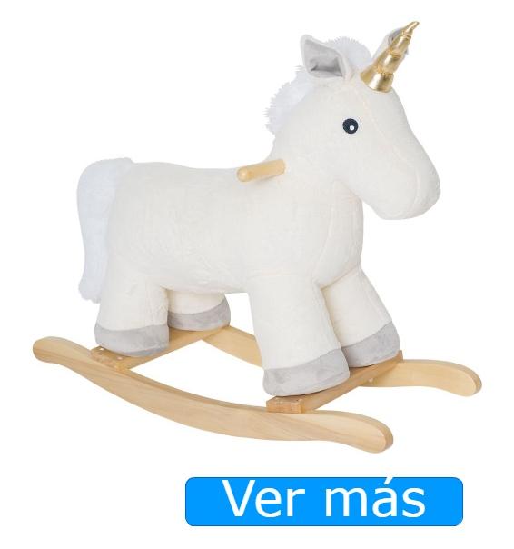 Alternativas al unicornio Feber. Balancín Jabadabado