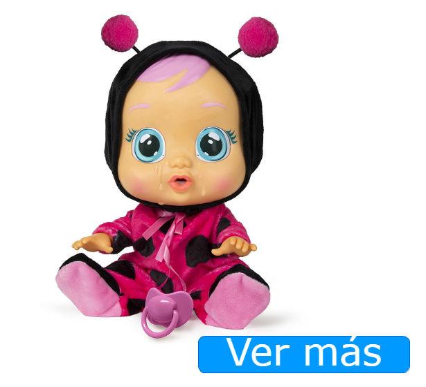 Bebés llorones: Lady Mariquita