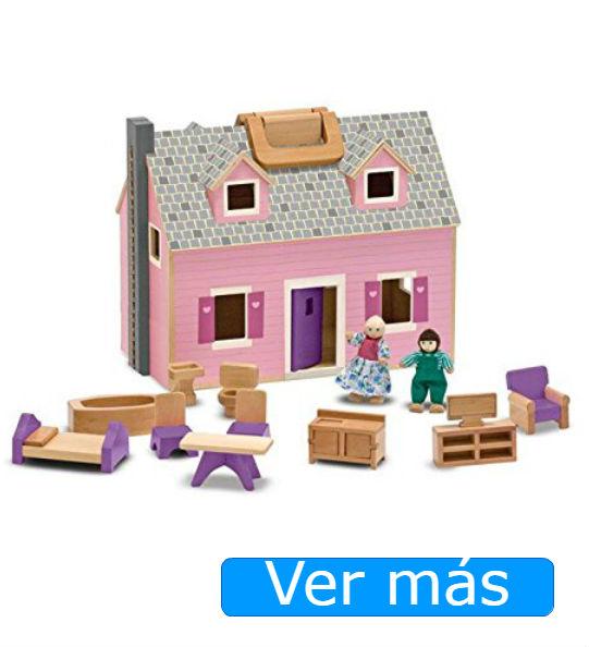 Black Friday: juguetes casa de muñecas de madera Melissa&Doug