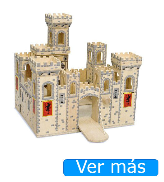Black Friday juguetes: castillo medieval