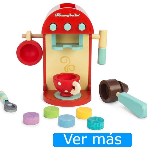 Cafetera Nespresso juguete Le Toy Van