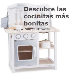 Cocinitas de madera bonitas