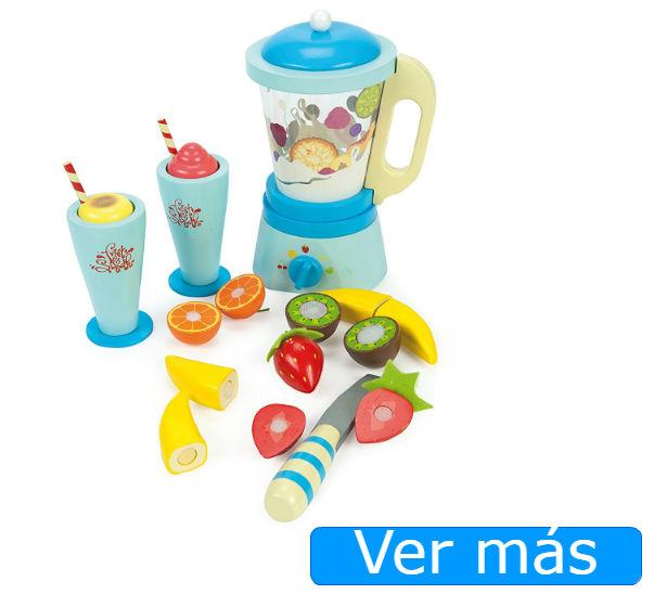 Utensilios de cocina de juguete: licuadora Ley Toy Van