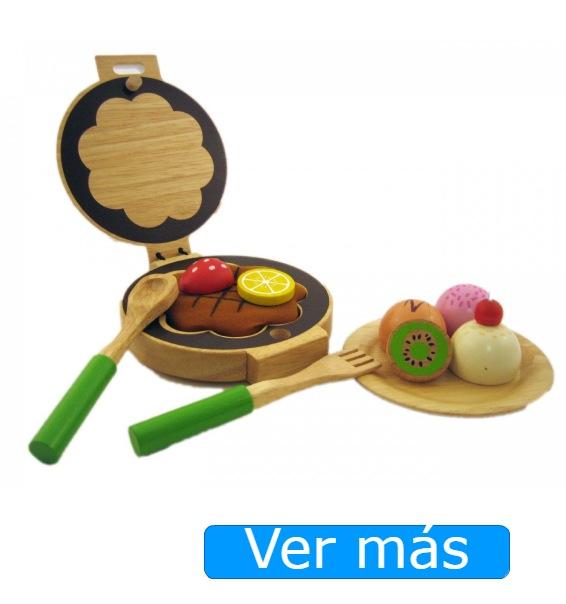Utensilios de cocina de juguete: Gofrera