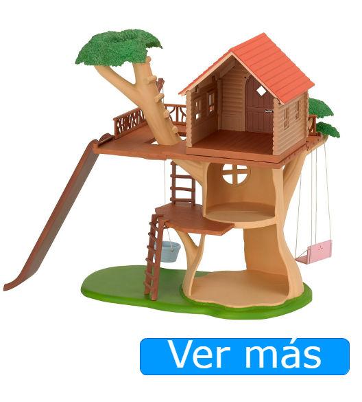 Sylvanian Families casa árbol