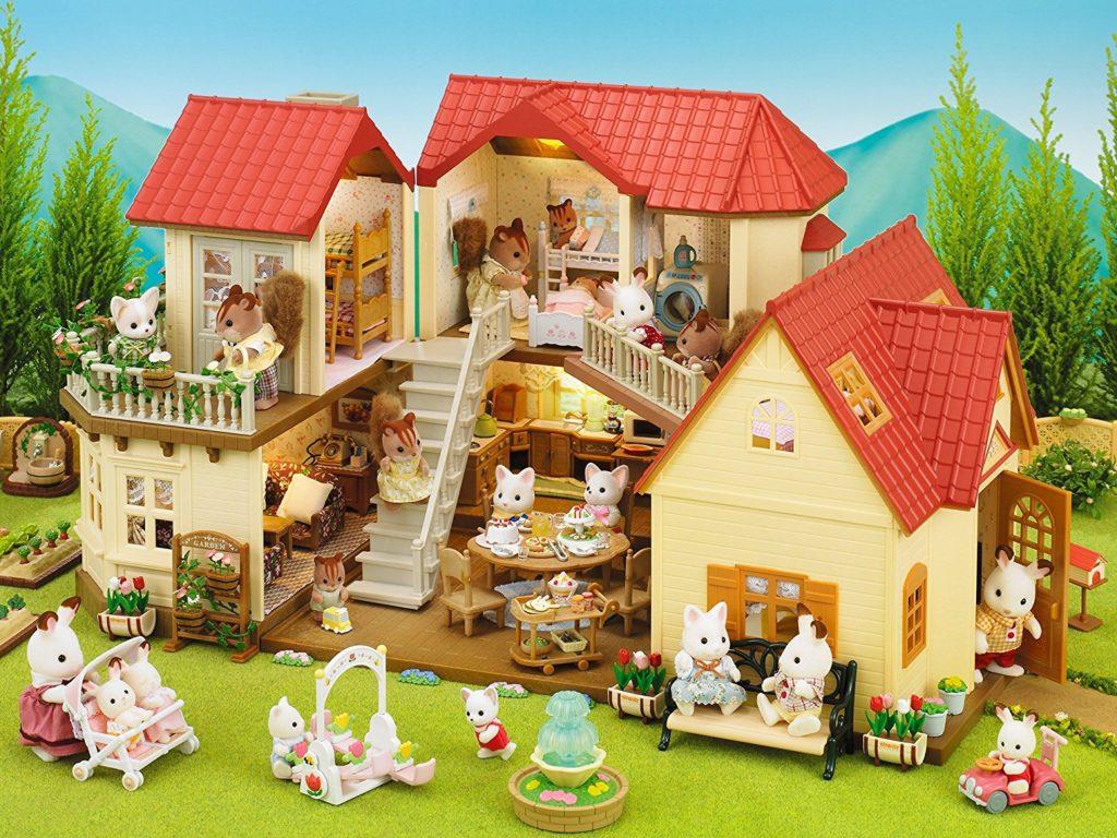 Sylvanian Families casas