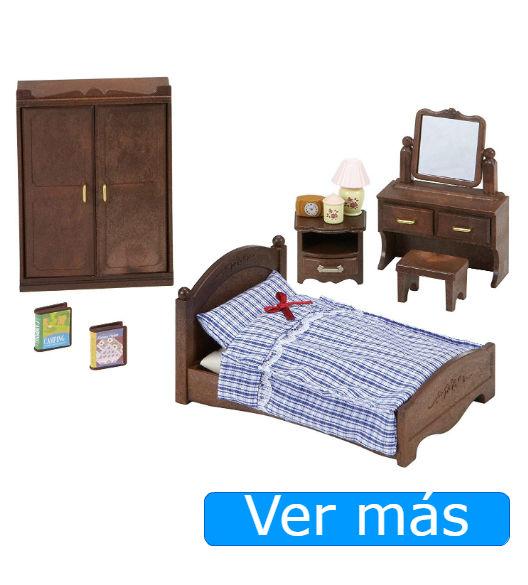 Sylvanian Families dormitorio principal