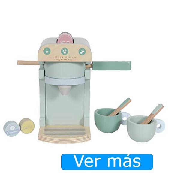 Utensilios de cocina de juguete: cafetera de juguete