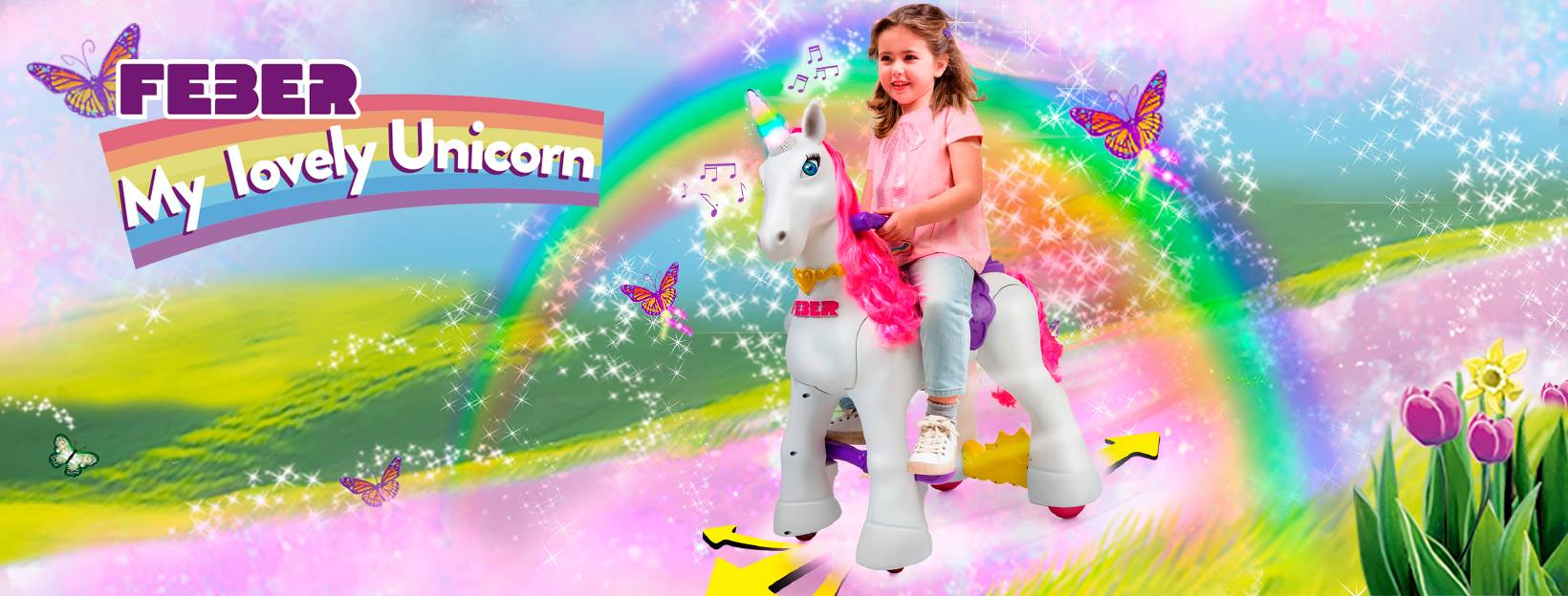 Unicornio Feber: My Lovely Unicorn