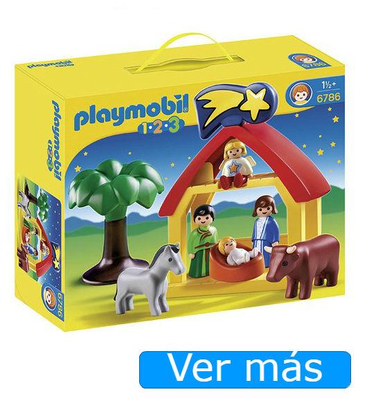 Belén Playmobil 123