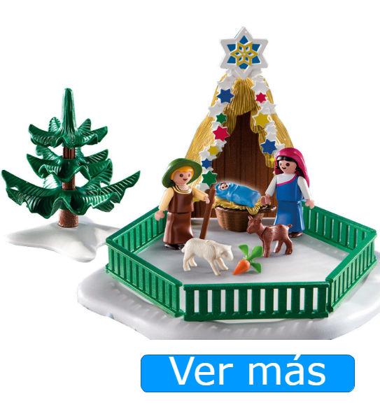Belén Playmobil barato