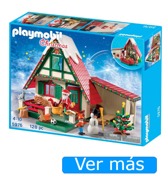 Casa de Papá Noel Playmobil