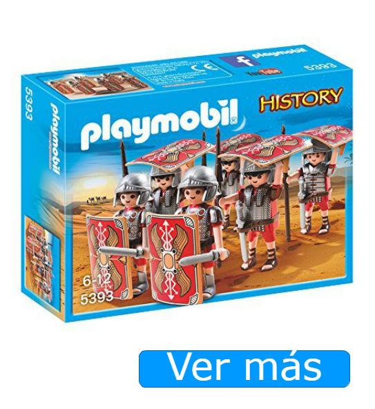 Belén Playmobil: legionarios romanos