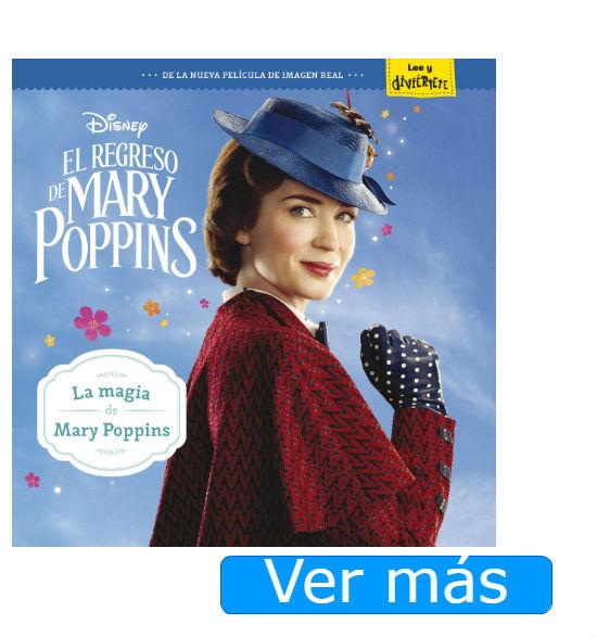 El regreso de Mary Poppins cuento para niños