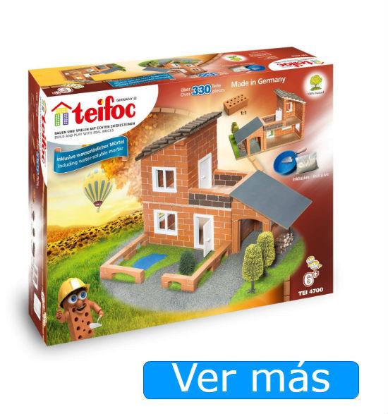 Juegos de construcción para niños Teifoc