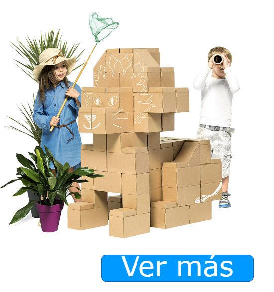 Juegos de construcción para niños Gigi Bloks