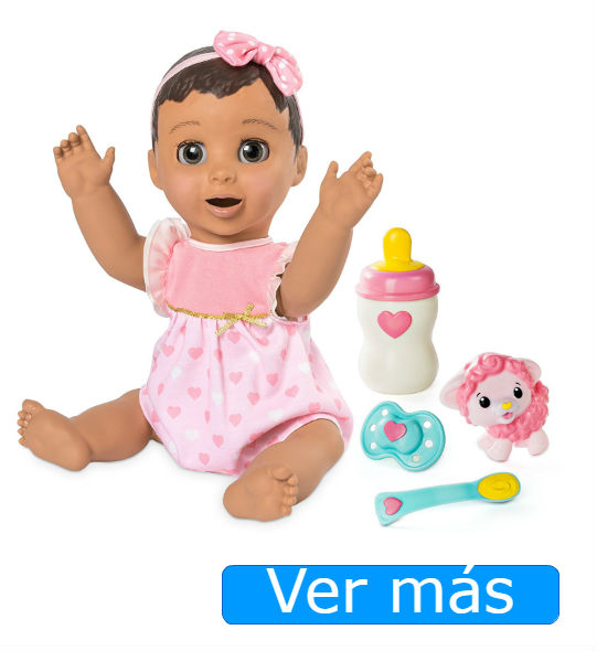 Luvabella muñeca morena