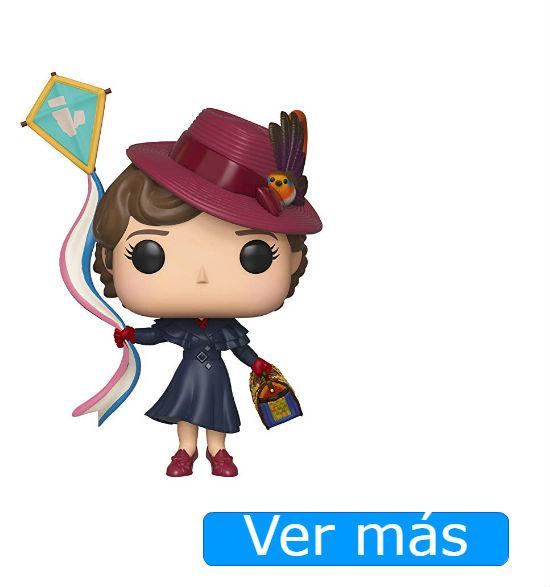 Mary Poppins: muñeca Funko Pop de Emily Blunt con cometa