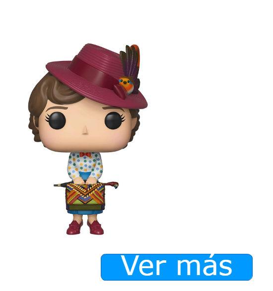 Mary Poppins: muñeca Funko Pop de Emily Blunt