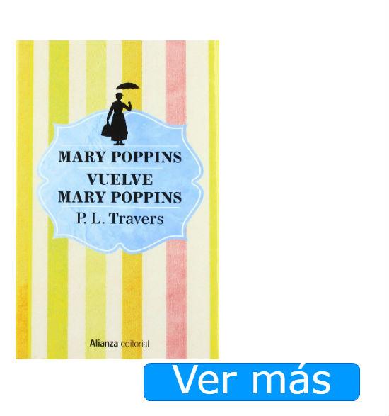 Mary Poppins y Vuelve Mary Poppins (novelas)