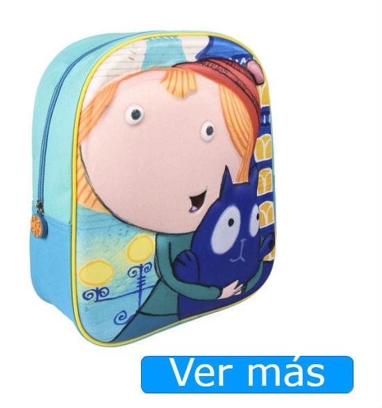 Peg+Gato mochila infantil