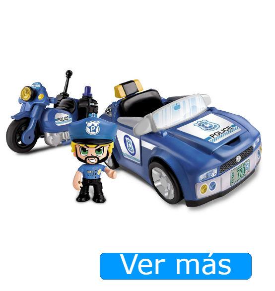 Pinypon action policía