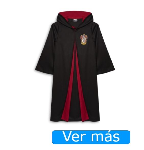 Disfraz Harry Potter. Túnica Harry Potter Primark