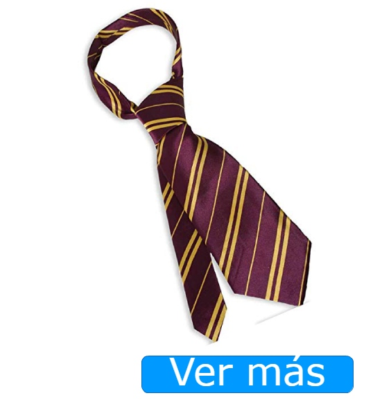 Disfraz de Harry Potter barato: corbata Gryffindor