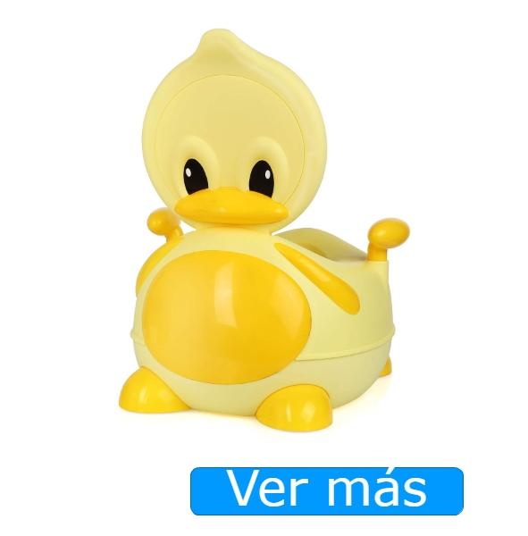 Orinal bebé pato