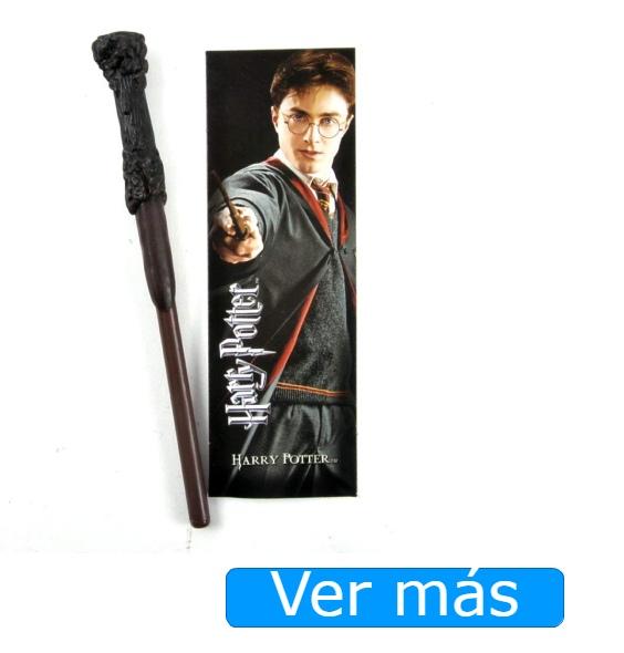 Varita de Harry Potter bolígrafo