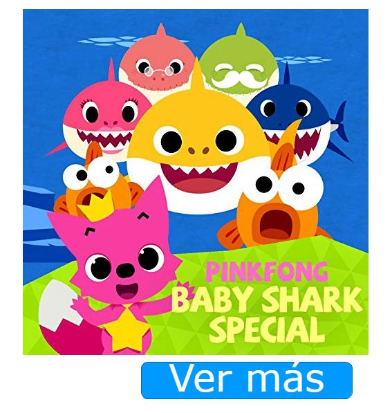 Baby Shark Halloween, Baby Shark Christmas y otras canciones