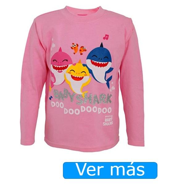 Baby Shark Pinkfong camiseta