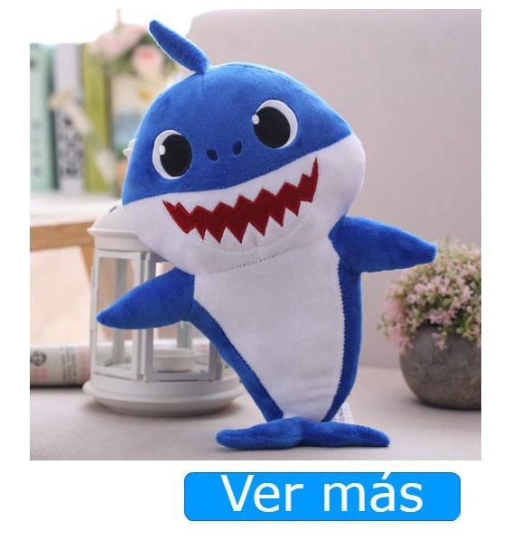 Baby Shark: comprar daddy shark peluche