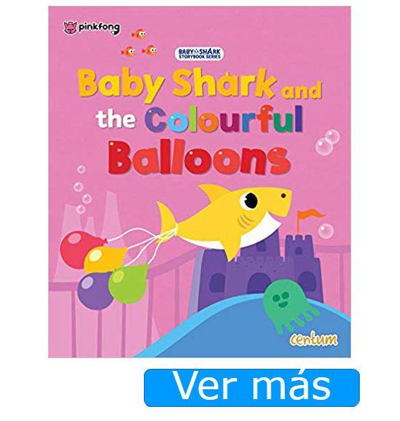 Baby Shark cuento en inglés