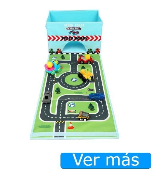 Baul para juguetes: baúl de tela para juguetes Livememory