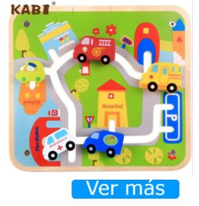 Juguetes baratos de madera: Kabi
