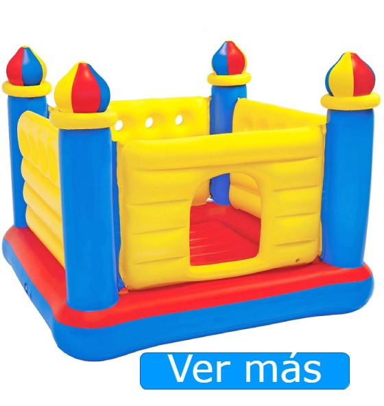 Comprar castillo hinchable-Mini castillo hinchable Intex