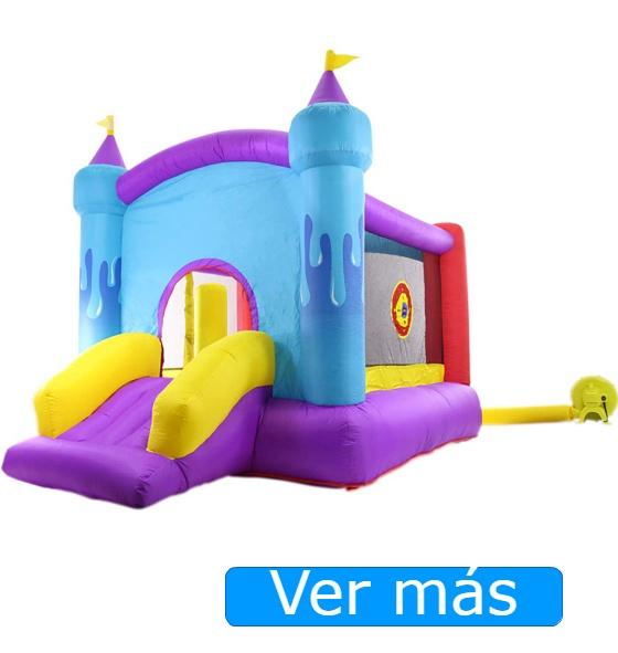 Comprar castillo hinchable-Riscko