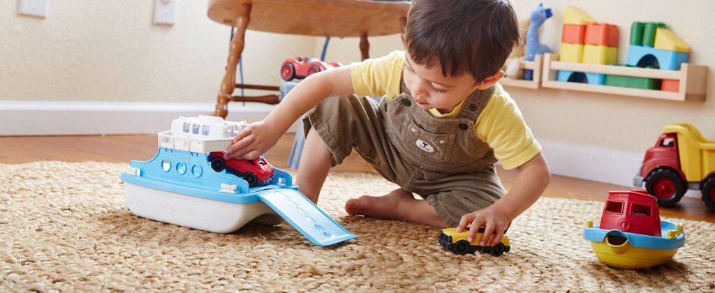 Juguetes ecológicos Green Toys