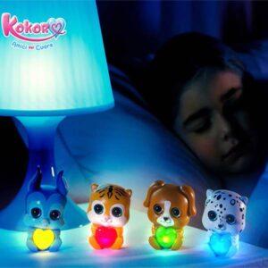 Kokoro Amigos del corazon brillando en la oscuridad