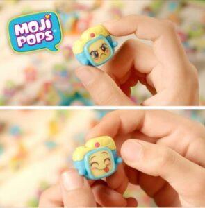 Los Mojipops expresan emociones
