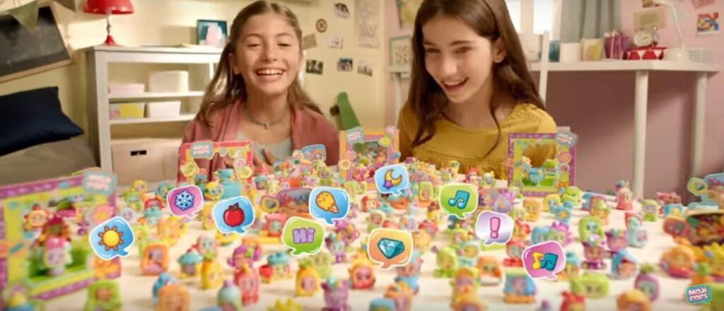Mojipops anuncio TV