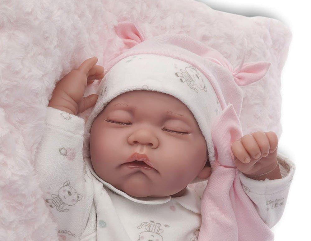 Bebés Reborn Antonio Juan- muñeca Luna