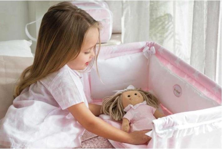 Cunas para muñecas La Nina